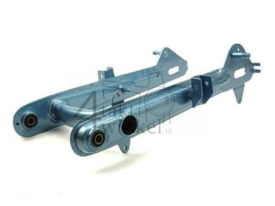 Schwinge C50, niedriges Modell, hellblau, Nachfertigung