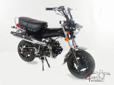 Zhenhua Dax 50cc, EFI, neu, Schwarz