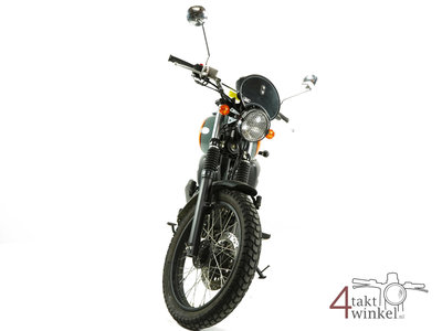 Mash Scrambler 400cc, 4500km, 2016