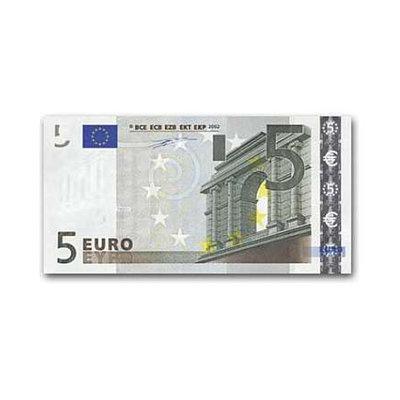 Dummy-produkt €5,-