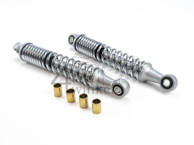 Stoßdämpfersatz 265mm 10-10/12 Chrom