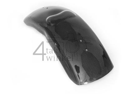 Kotflügel vorne Dax OT 6v, carbon, Nachfertigung