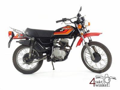 Honda XE50, schwarz