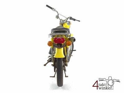 Honda CT50, Hunter Cub, gelb, 13504km