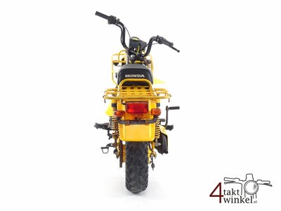 Honda CT50 Motra, Yellow, 19552km
