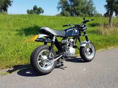 Honda CBABE (CB/APE)