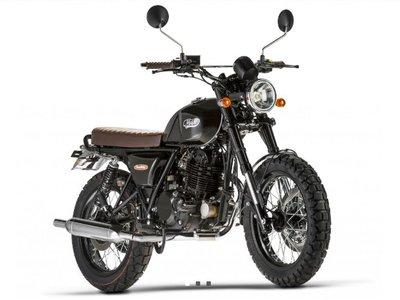 Mash Two Fifty 250cc, euro 5