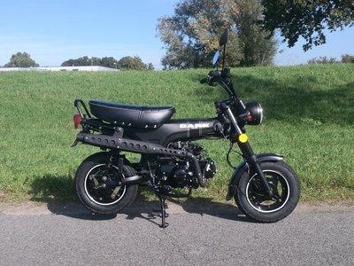 Skymax Flat Line, EFI, 50cc, Euro4, Dark