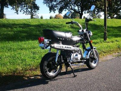 Skymax Seventies, EFI, Euro4, 50cc