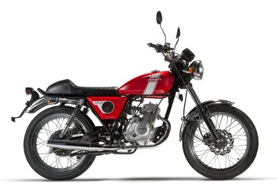 RESERVIERT Mash Fifty, 50cc, rood, Euro 4