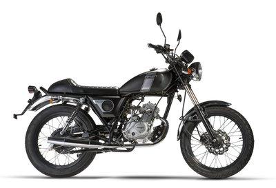 RESERVIERT Mash Fifty, 50cc, zwart, Euro 4