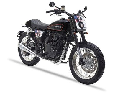 Mash Dirt Track, 650cc