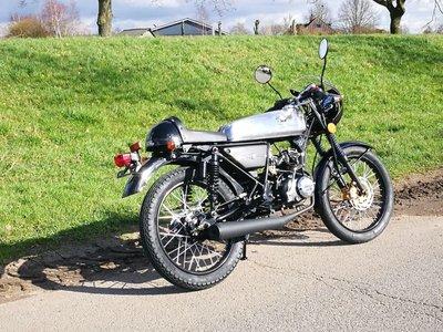 Skyteam Ace-R 50cc Limited Edition