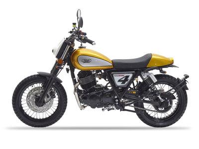 Mash Dirt track, 250cc, Euro 4