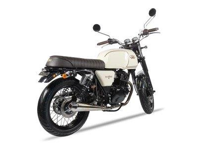Mash Brown Seven 125cc, euro 4