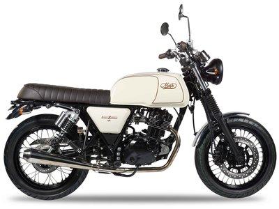 Mash Brown Seven 125cc